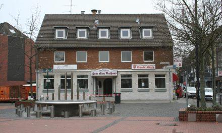 Bau eines Wohn- und Geschäftshauses am Marktplatz Pulheim