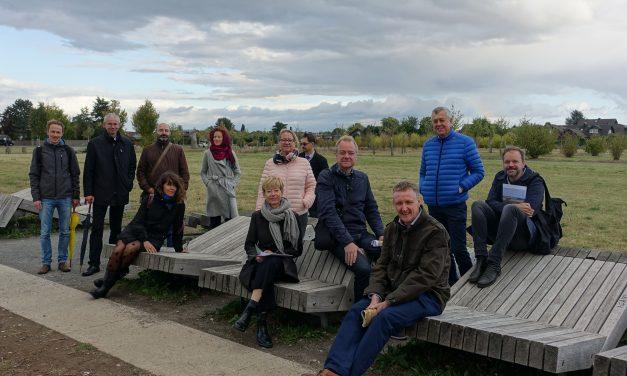 Internationale Gartenexperten im Nordpark Pulheim