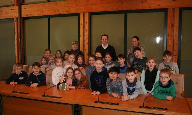 Energiedetektive der Barbara-Schule legen Jahresbericht 2018 vor