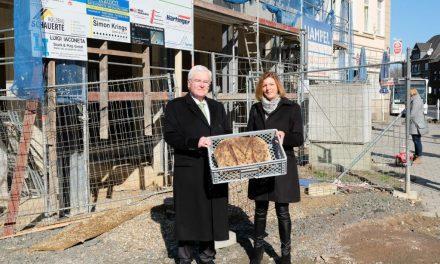 Bäckerei Merzenich mit neuem Filialstandort auf dem Guidelplatz