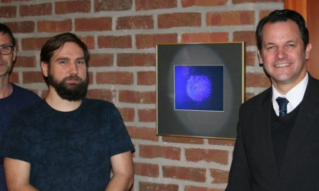Hologramme ins Rathaus Pulheim zurückgekehrt
