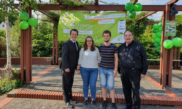 Erfolgreiche 72-Stunden-Aktion des BDKJ Pulheim