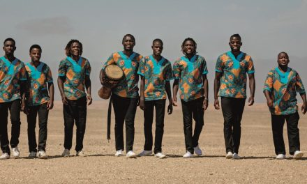 African Vocals · A Capella Gesang aus Namibia