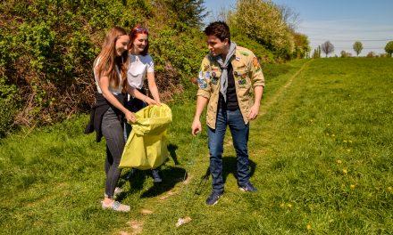 Pulheim wird Müll frei! – BDKJ Pulheim engagiert sich bei der bundesweiten 72-Stunden-Aktion