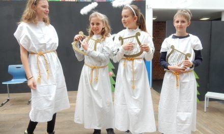 Hilfe, die Herdmanns kommen an die Marion Dönhoff Realschule