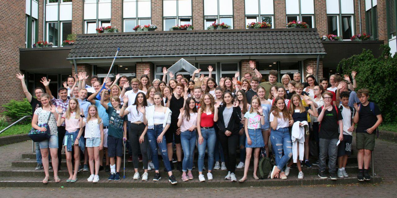 70 Schülerinnen und Schüler beim 3. Pulheimer Jugendforum dabei