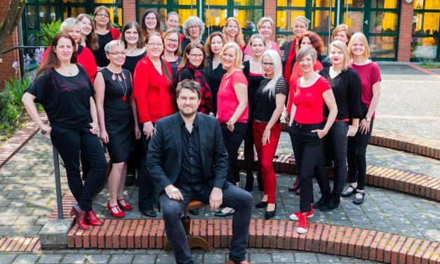 Frauenchor WE ARE FAMILY lädt zum Jahreskonzert