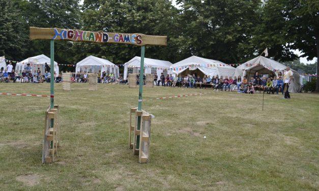 Spiele aus aller Welt bei den Ferienspielen im Zahnrad