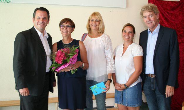 """Bürgermeister verabschiedet Erzieherin der """"Rappelkiste"""" in den Ruhestand"""