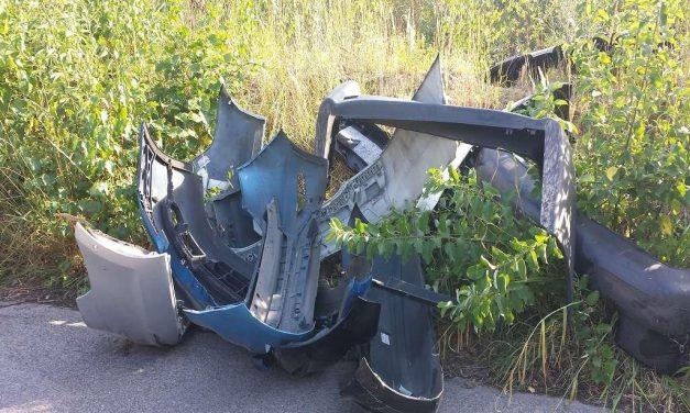 Wilder Müll in der Nähe des Pulheimer Sees entdeckt
