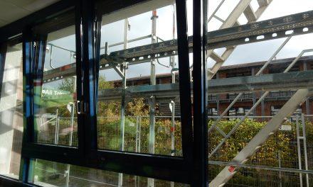 Die Marion-Dönhoff-Reslschule sieht jetzt (fast) alles anders