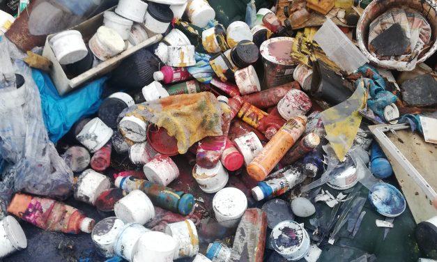 Umweltdelikt: Illegal Müll entsorgt