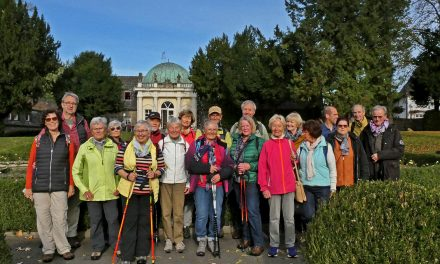 Herbst-Exkursion des Partnerschaftsclubs Pulheim-Fareham an die Sieg
