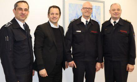 Feuerwehr Pulheim: Marco Linke neuer stellvertretender Leiter
