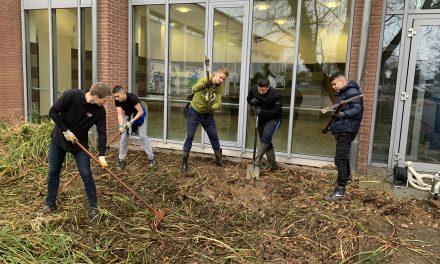 Die Marion-Dönhoff-Realschule startet mit Energie ins neue Jahr