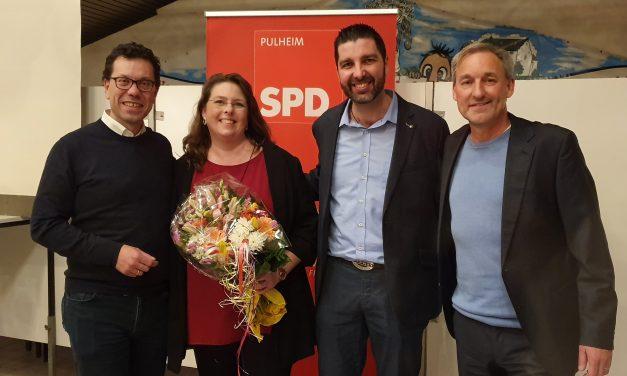 Marion Reiter ist Bürgermeisterkandidatin der SPD Pulheim