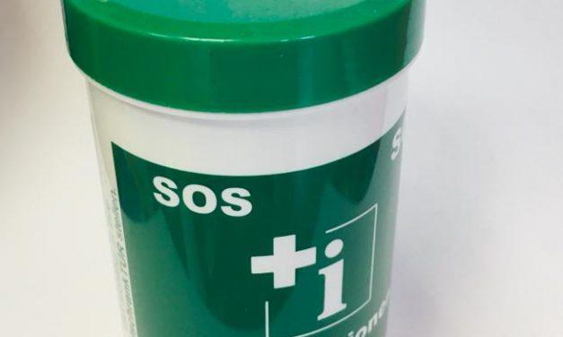 """Hilfe aus dem Kühlschrank!  BVP stellt Antrag auf Einführung der """"Notfalldose""""   für Pulheim"""