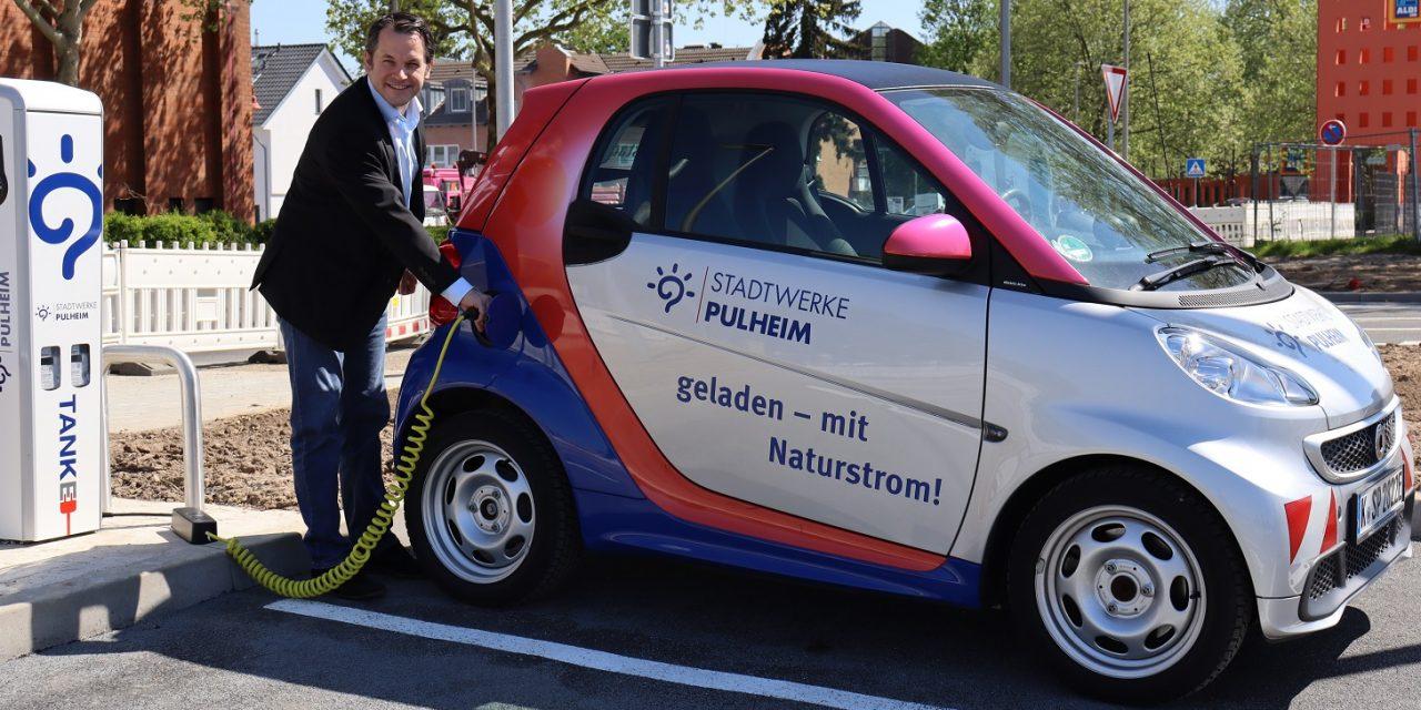 """Pulheim: Mehr Parkplätze und eine """"Tankstelle"""""""