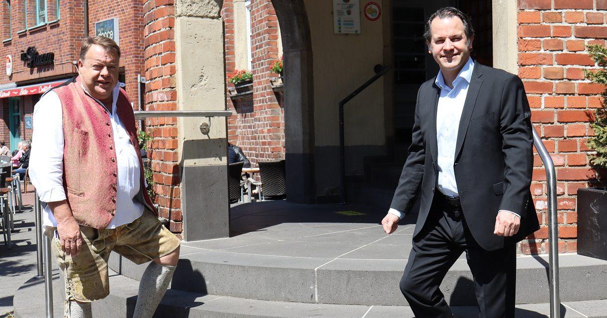 Pulheim: Entlastung für Vereine und Gastronomie – Bürgermeister Keppeler schlägt Gebührenerlass vor