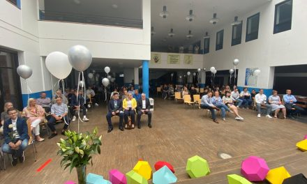 Abschlussfeier an der Marion-Dönhoff-Realschule