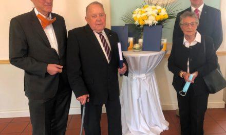 Dr. Bernhard Worms: Einem Brückenbauer zum 90. Geburtstag