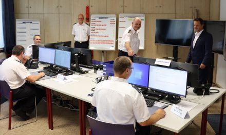 Eine Zentrale für den Notfall