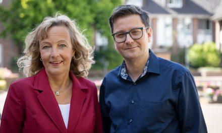 Doppelspitze: Sylvia Fröhling und Torsten Rekewitz führen die Pulheimer SPD-Fraktion