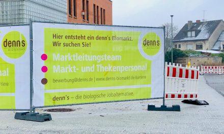 Neuer Bio Markt in Pulheim