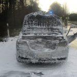Brauweiler: Verpuffung während der Autofahrt