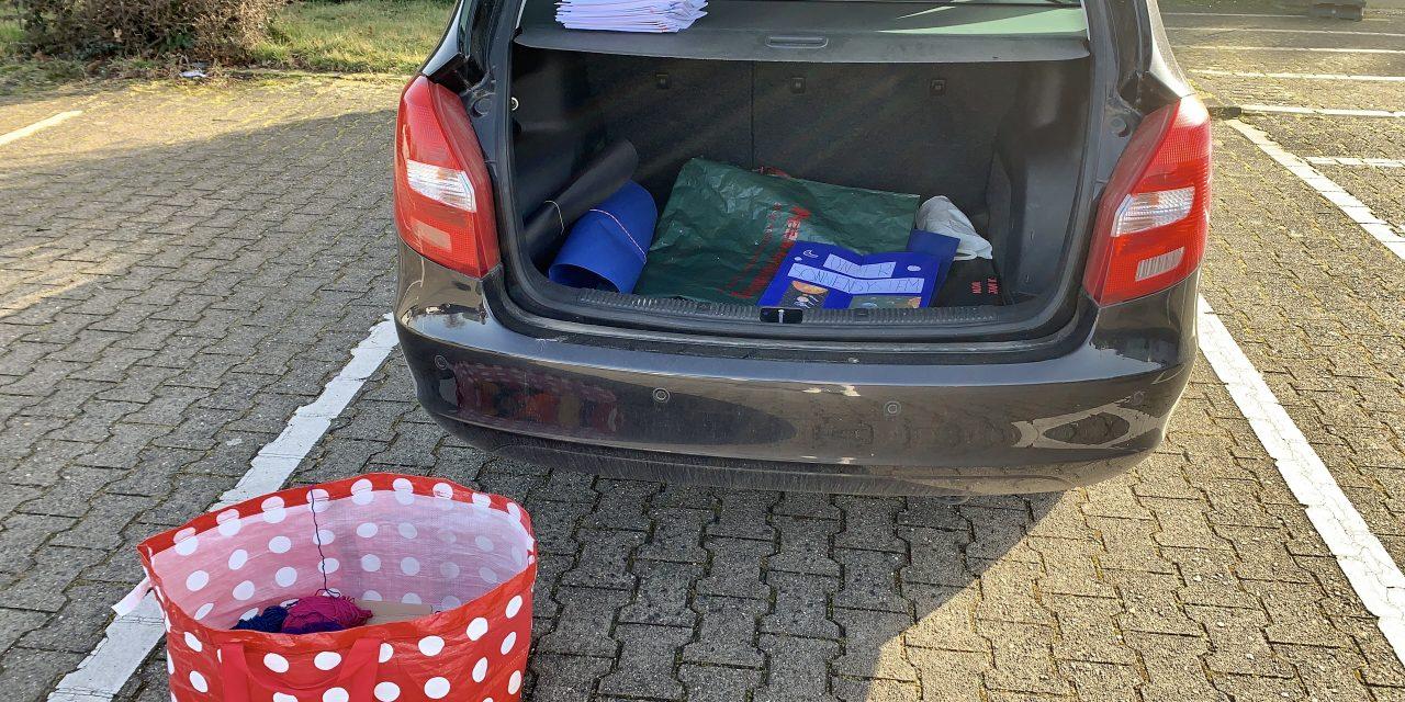 Import-Export an der Marion-Dönhoff-Realschule?