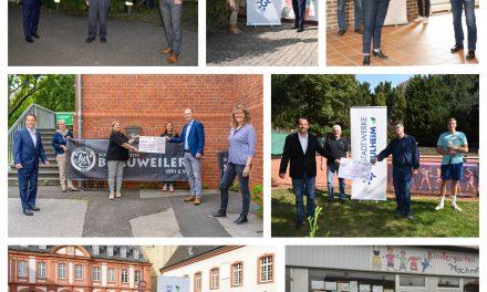 """""""10 x 500 Euro für Pulheimer Vereine"""" – Spendenaktion geht in die sechste Runde"""