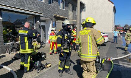 Erster witterungsbedingter Brandeinsatz für die Feuerwehr Pulheim