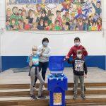 Die Marion-Dönhoff-Realschule macht (immer noch) den Deckel drauf