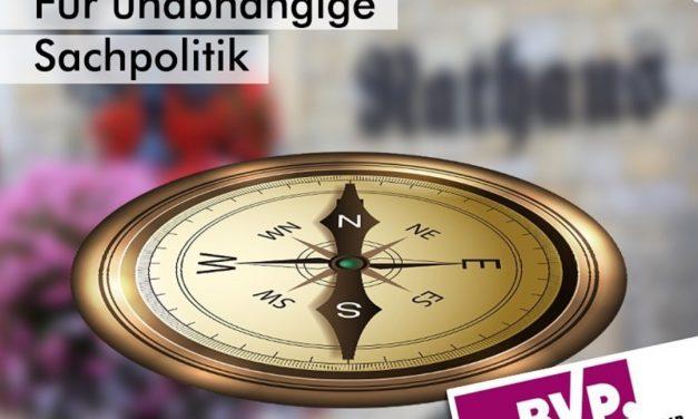 Eigennutz statt Wählerwille!?  BVP kündigt projektorientierte Zusammenarbeit auf