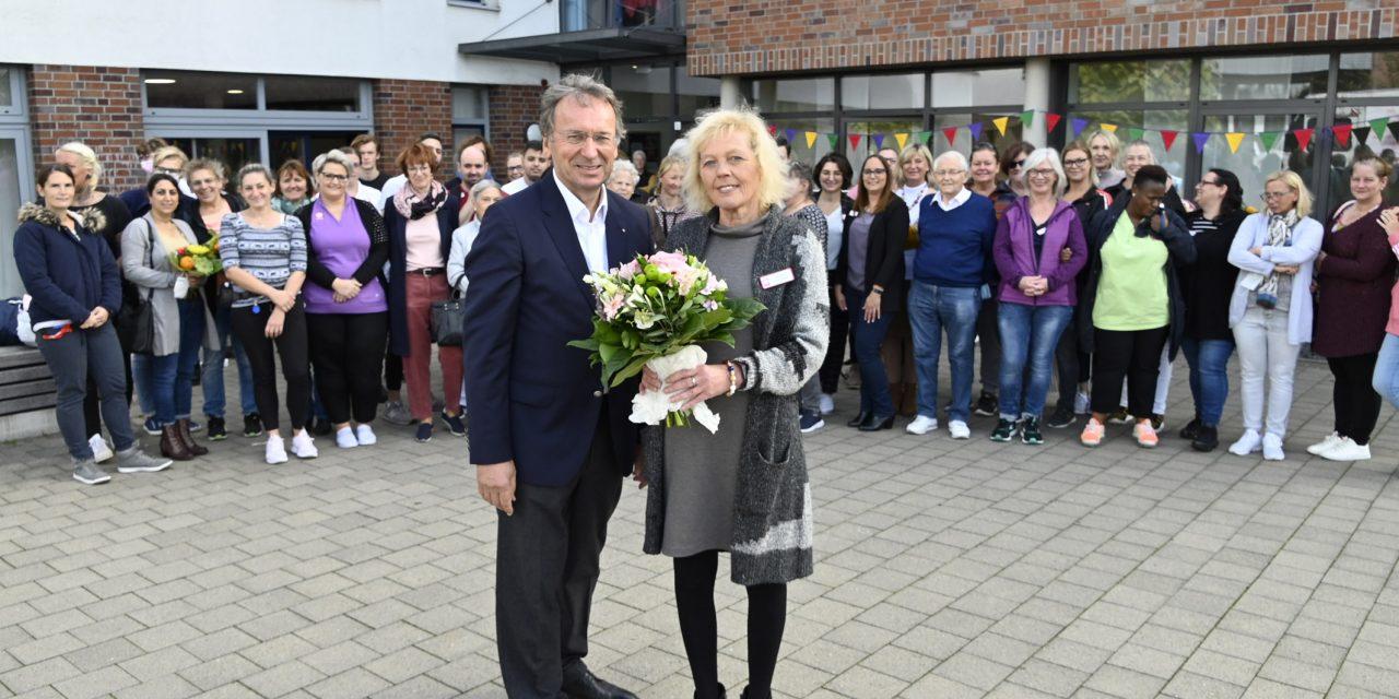 Caritas feiert zehn Jahre St. Nikolaus in Brauweiler